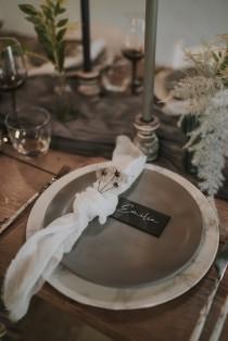 wedding photo - Cloth napkins bulk, Wedding gauze napkins, Reuasble napkins of wedding