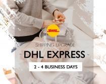 wedding photo - Shipping upgrade DHL Express