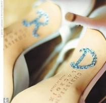 wedding photo - Chic Special Design Wedding Shoes ♥ Unique Wedding Shoes