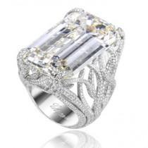 wedding photo - Кольцо Luxury Алмазный