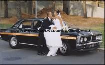 wedding photo - Hochzeitsauto
