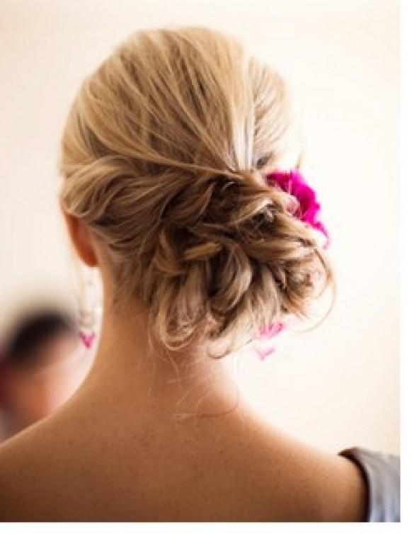 Wedding Updos Side Bun Hair Color Ideas And Styles For 2018