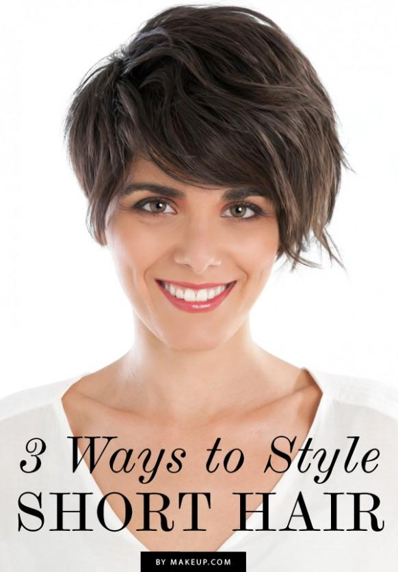 easy ways to style hair 3 ways to style hair weddbook 2271