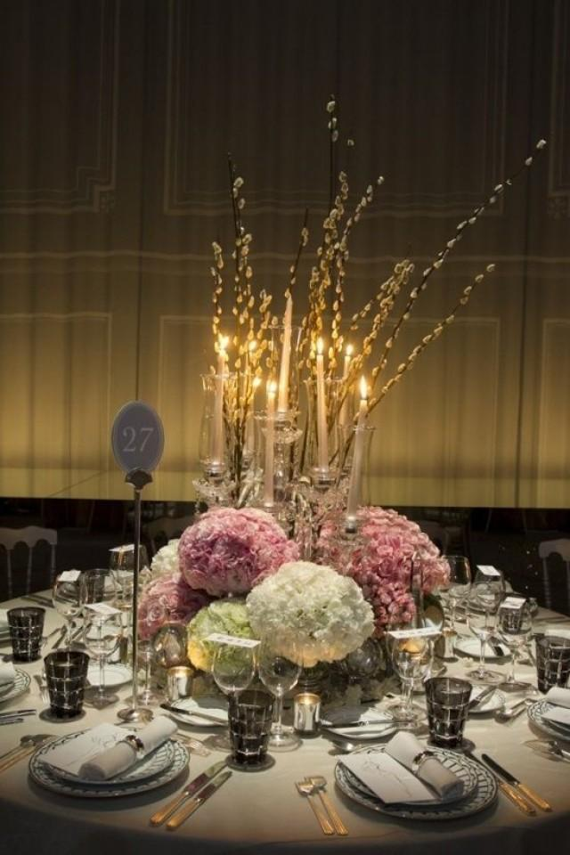 elegant wedding decorations chic and wedding reception ideas weddbook 3863