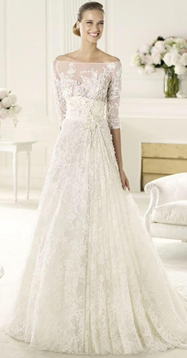 elie saab wedding dress elie saab elie saab 2014 collection 2051507 weddbook 3880