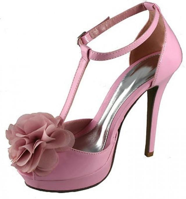 pink wedding shoes for bride boda rosa zapatos de la boda rosa 2052605 weddbook 6610