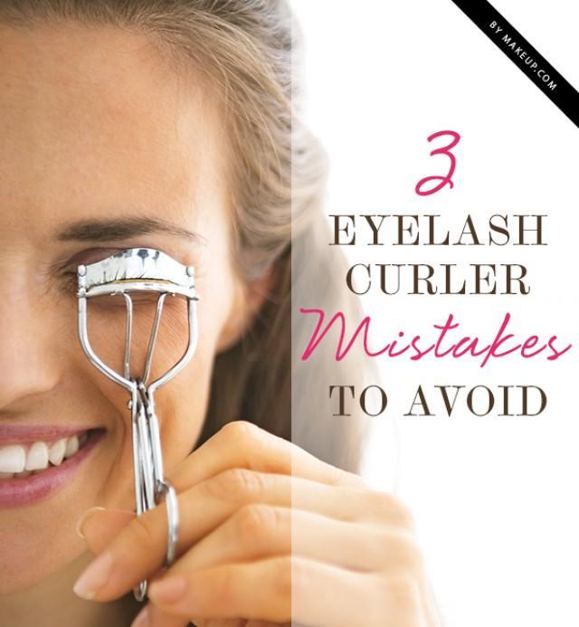 3 Eyelash Curler Mistakes To Avoid - Weddbook