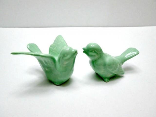 ceramic bird wedding cake toppers ceramic birds wedding cake toppers handmade glazes in 12487