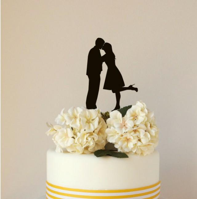 make wedding cake topper custom silhouette wedding cake topper acrylic cake topper 17006