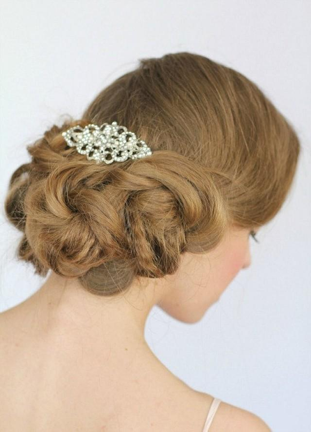 vintage style hair accessories wedding hair comb bridal hair comb vintage 3068