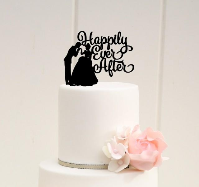 cinderella wedding cake topper cinderella cake topper wedding cake topper happily 2954