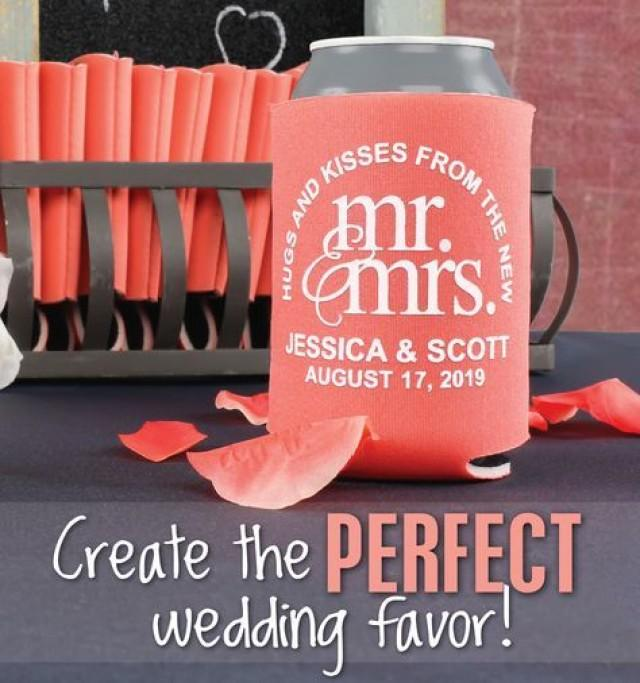 Custom Wedding Koozies Can Coolers
