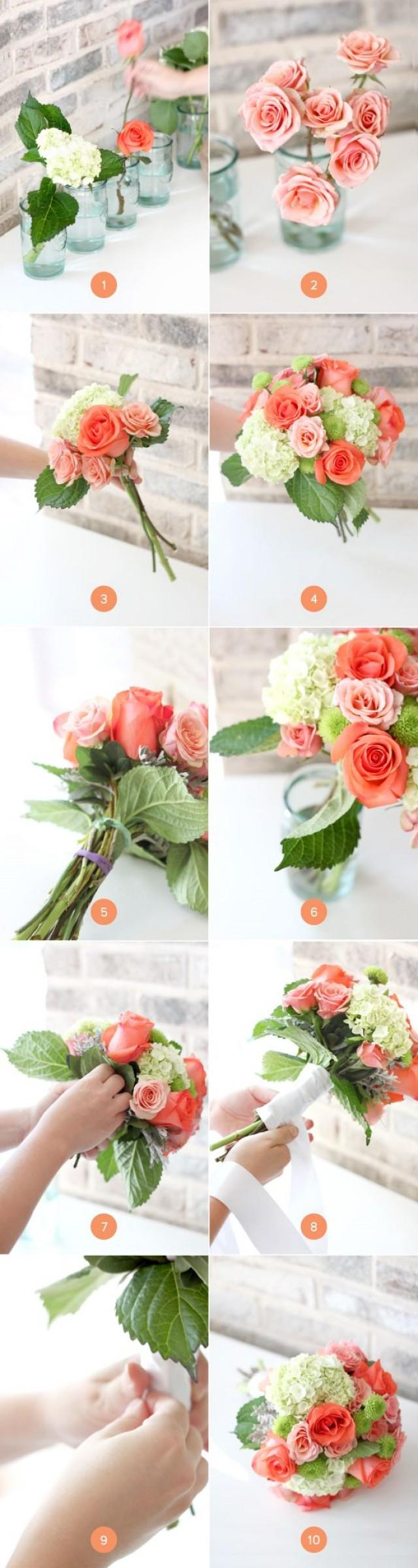 grocery store wedding flowers diy diy grocery bridal bouquet 2515428 weddbook 4628