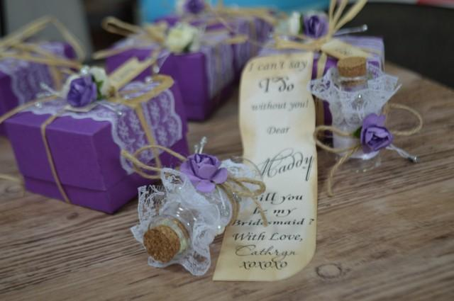 message in a bottle wedding invitations you be my bridesmaid save the date message in a bottle 5841
