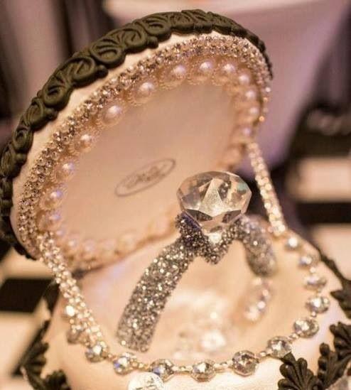 Amazing Diamond Wedding Ring