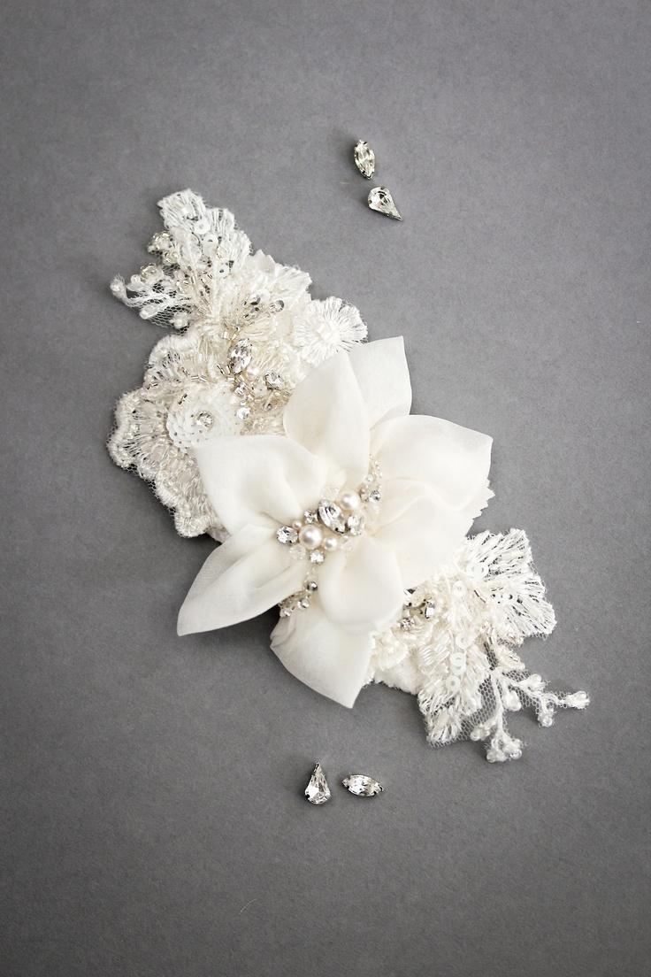wedding nail designs - bridal hair accessories #1997873 - weddbook