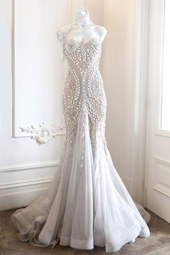 Unusual Wedding Gowns Fashion Dresses
