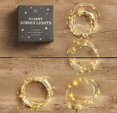 Wedding Starry String Lights