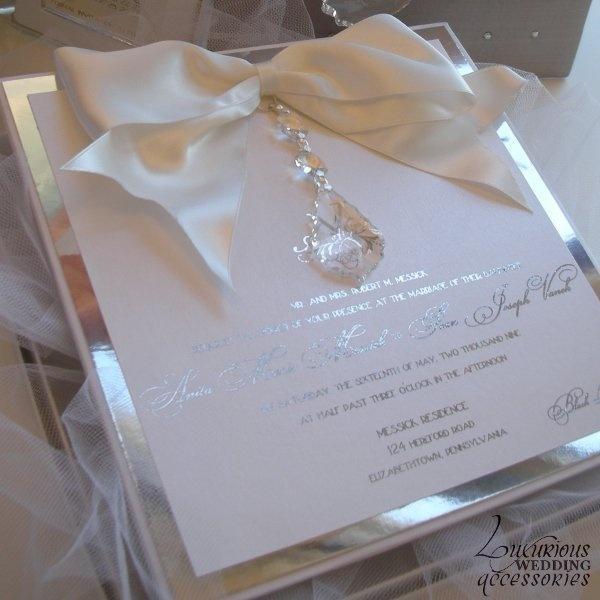 Couture Luxury Wedding Invitations