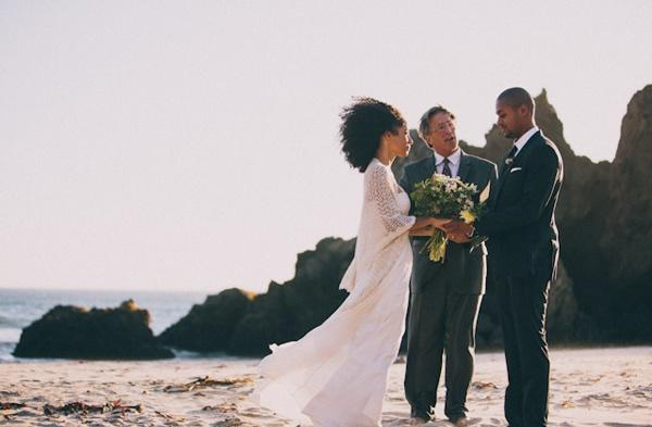 Beach Wedding Sur Ceremony 2067967