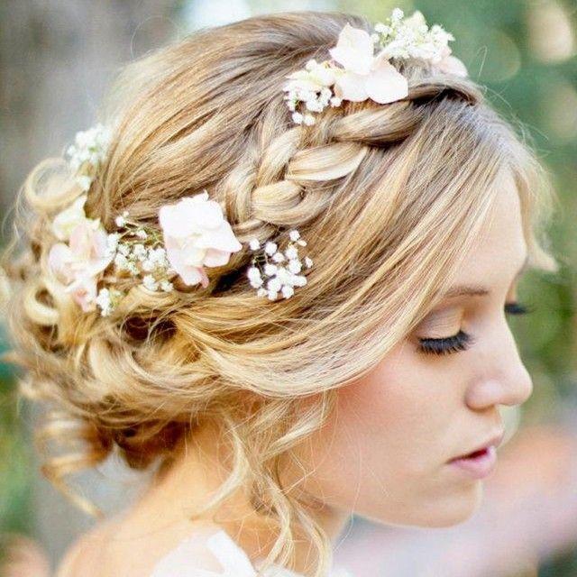 Weddings Bride Hair