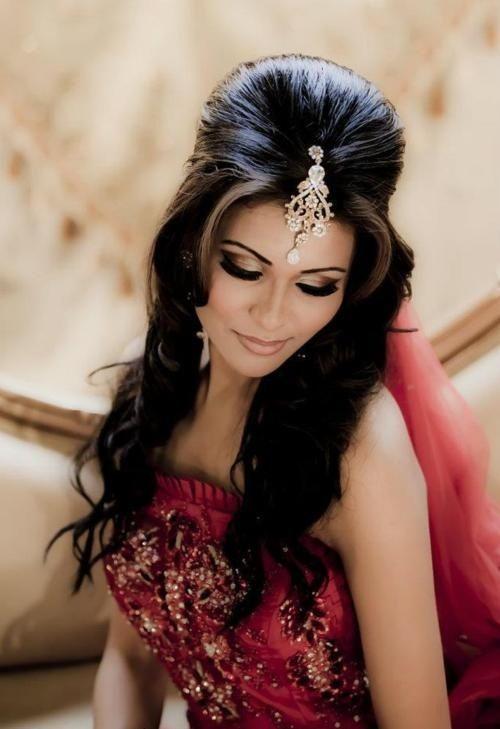 Wedding Hair And Makeup For Round Faces Saubhaya Makeup