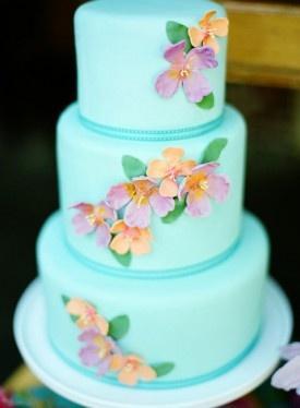 Wedding Cake Mariage Boheme