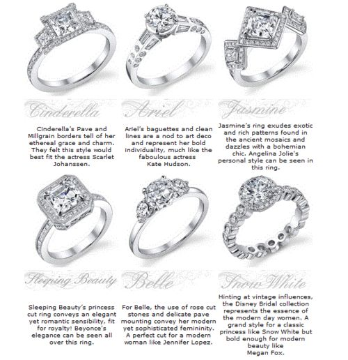 Disney Bridal Jewelry Wedding Tips and Inspiration