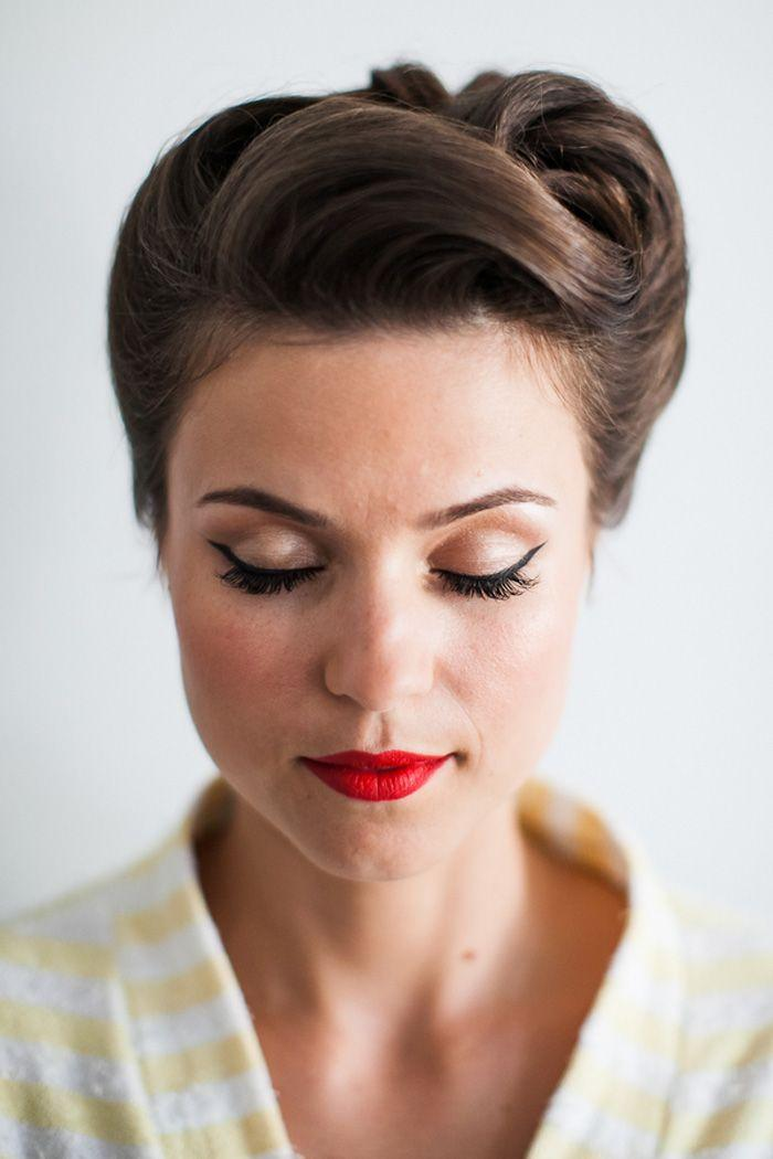 50s Hair And Makeup
