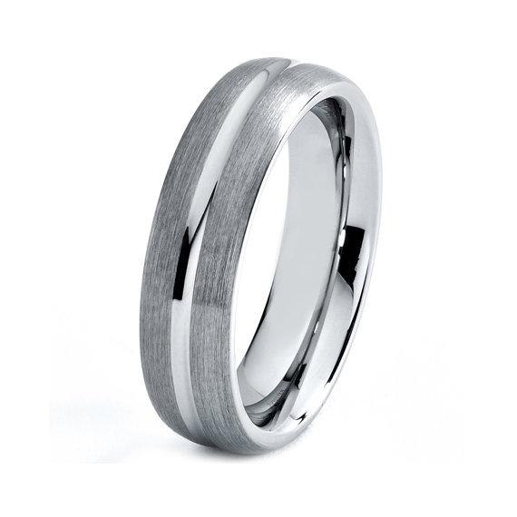 Anium Wedding Band Men Rings Mens Engagement Ring Bands Women