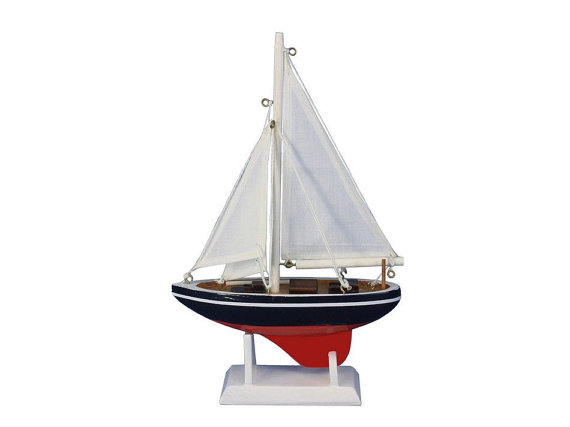 boat wedding cake topper 9 quot sailboat wedding cake topper sail boat cake toppers 12065