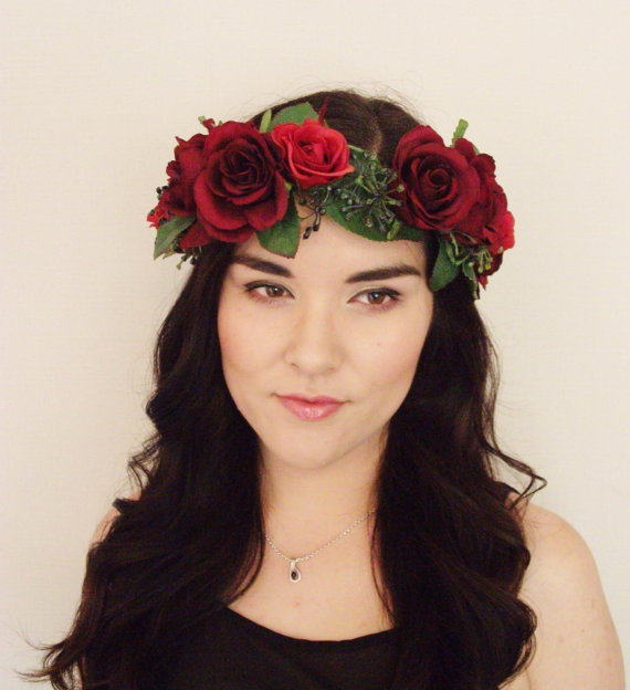 flower headbands for weddings creepy pasta x reader 4196