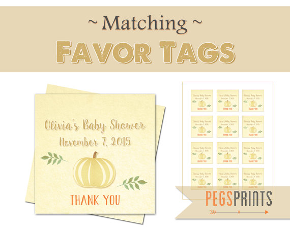It is an image of Baby Shower Thank You Tags Printable in name tag