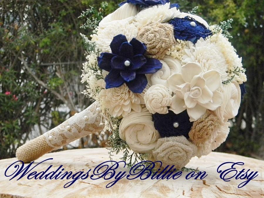 Navy Blue Flower Arrangements #WW56 – Advancedmassagebysara
