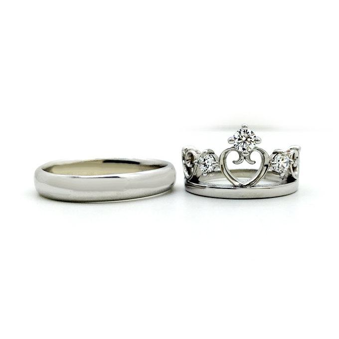 Engraved Matching Wedding Bands Sterling Silver S Engagement Rings Set For 2