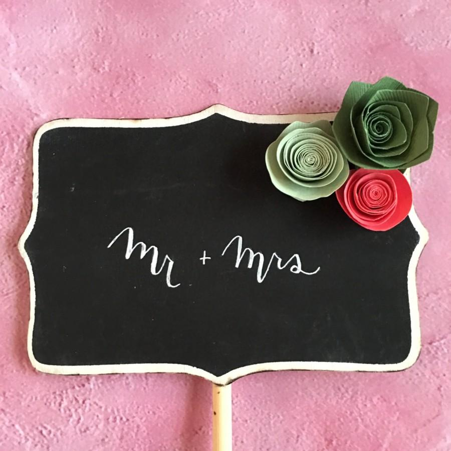 C And Mint Wedding Custom Chalkboard Signs Hand Lettered Signage Party Food Labels Mini Chalkboards Table Numbers Rustic
