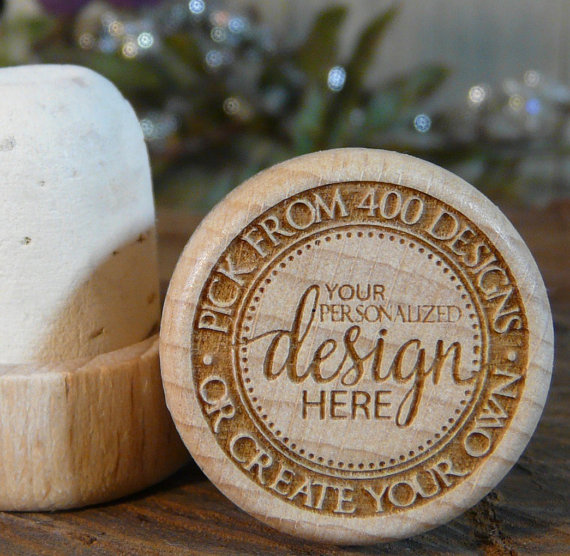 Personalized Engraved Wine Stoppers Bulk Pricing 2 50 4 80 Each Reusable Corks Wedding Engagement Bridal Shower Birthday Party Favors