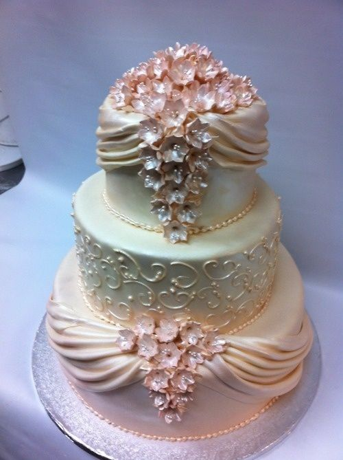 wedding cakes best cake fabulous wedding cakes 2475847 weddbook 23889