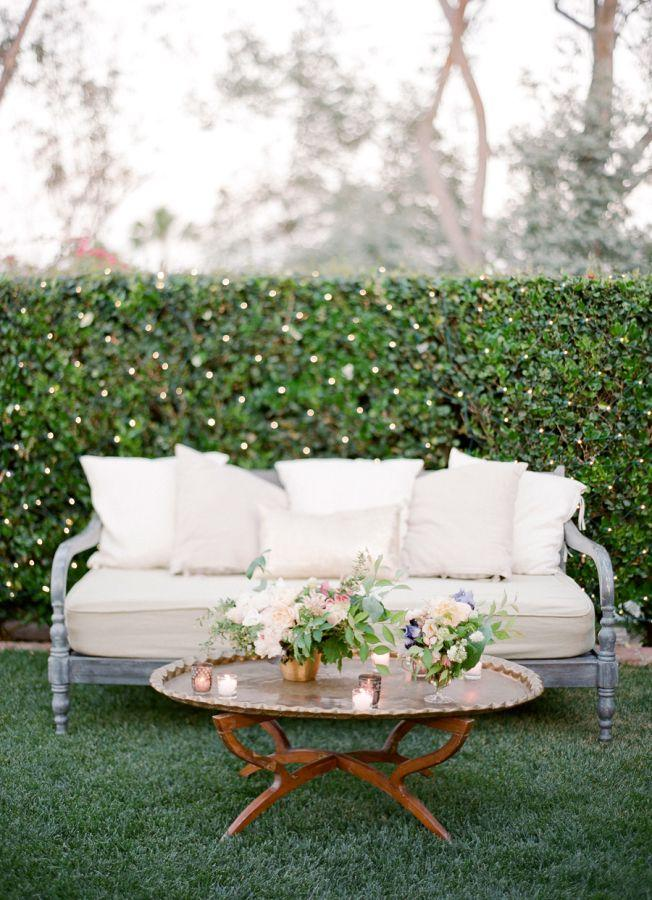 Spring Al Fresco Wedding In Rancho Santa Fe