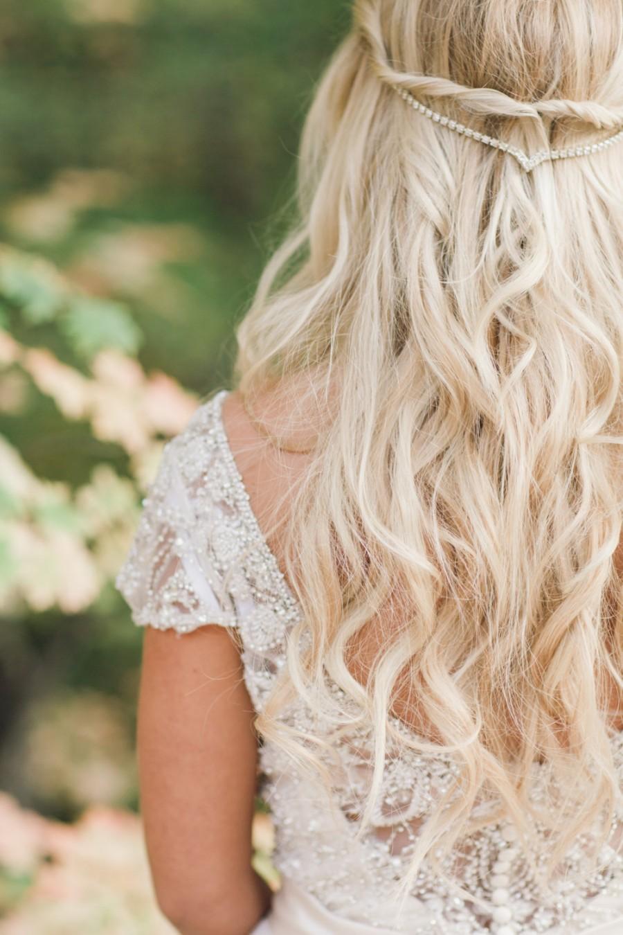 beach wedding hair #6 - weddbook