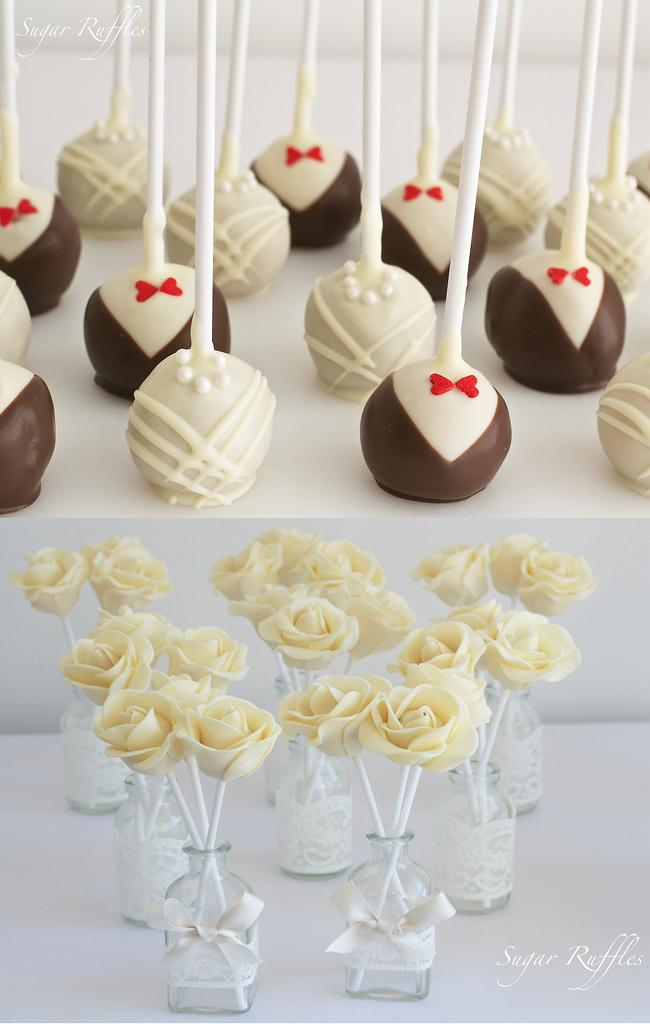 bride and groom wedding cake pops amp groom and white chocolate cake pops 2484441 12123