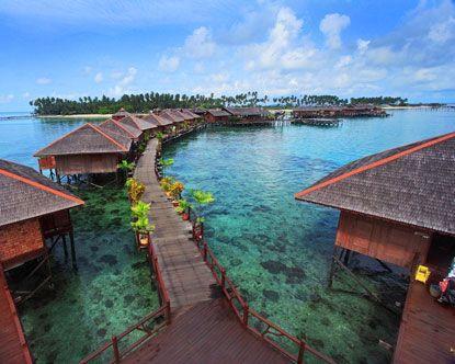 Sabah Malaysia Beaches