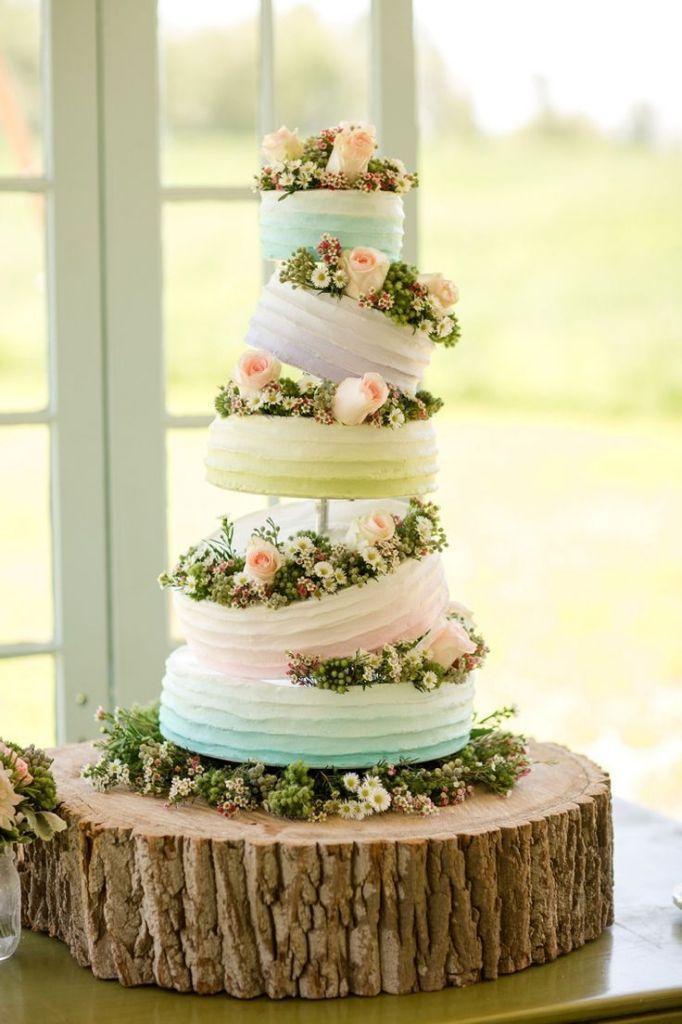 16 Perfect Vintage Wedding Cakes