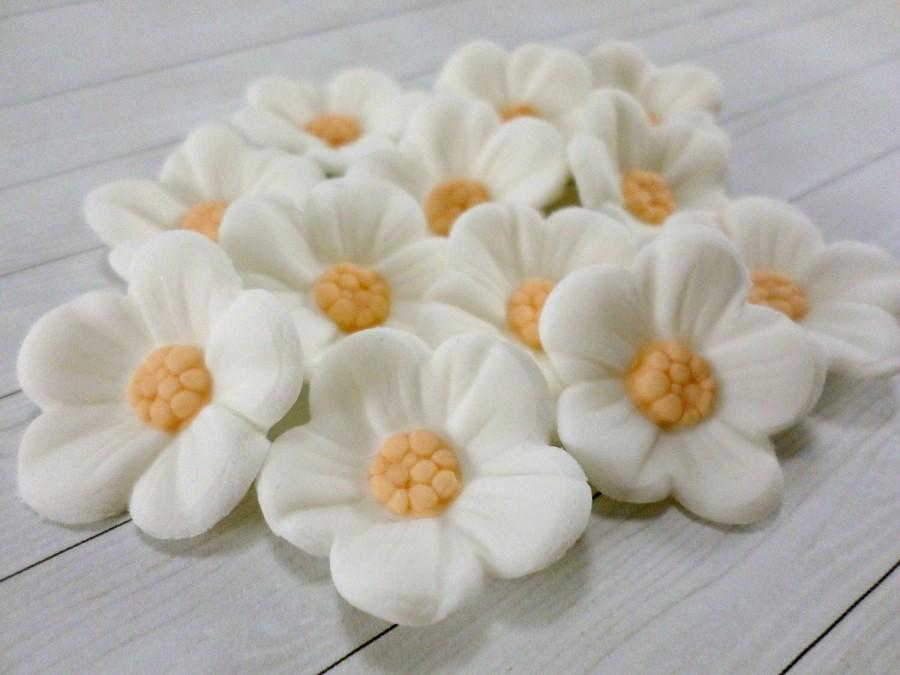 edible sugar flowers for wedding cakes 30 sugar flowers fondant flowers gumpaste sugar flowers 3829