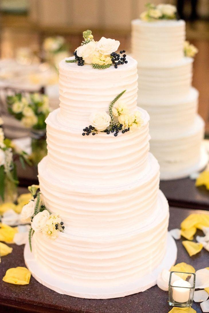 4 tier white wedding cake cake four tier white buttercream wedding cake 2522369 10426