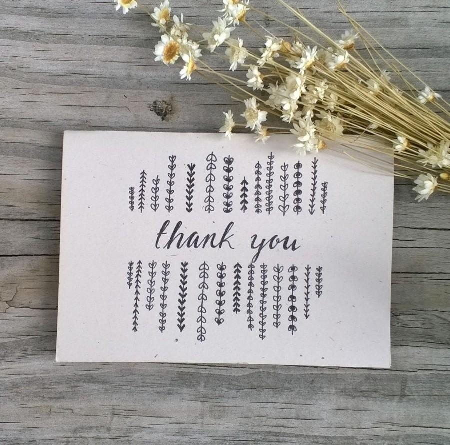 Etsy Thank You Cards Thank You Cards Etsy Etsy Thank You Cards