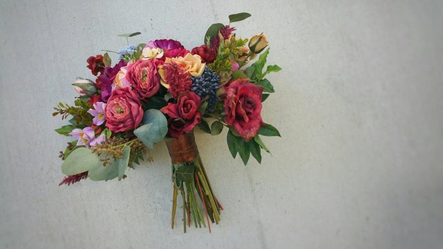 Bridal Bouquets Bouquet Wedding Flowers Artificial Silk Flower