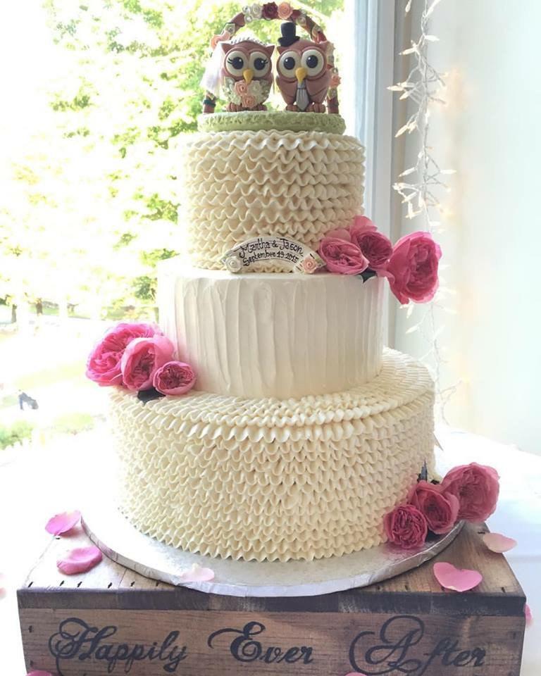 20 22 24 Rustic Cake Stand Wedding Woodland Birthday Party Box