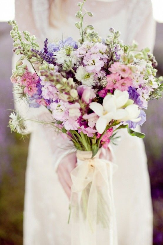 Fresh Bridal Bouquets