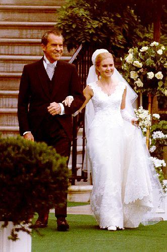 American Royal Wedding - Tricia Nixon - Collar City Brownstone ...